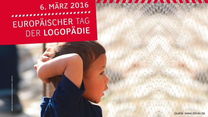 Tag der Logopädie: Sprachentwicklung und Mehrsprachigkeit